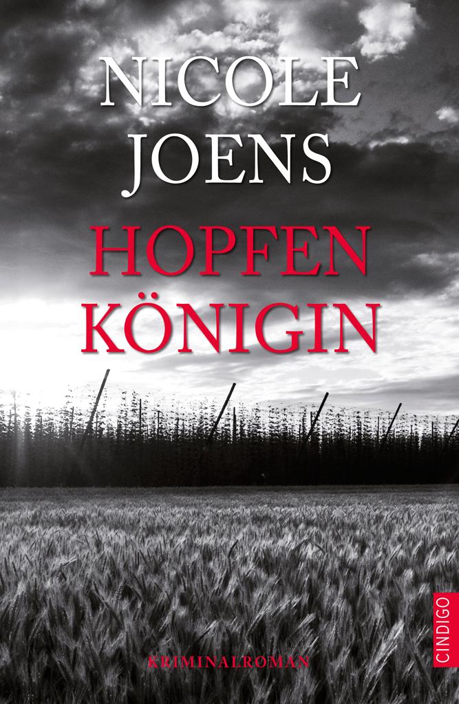 Hopfenkönigin Buchseite