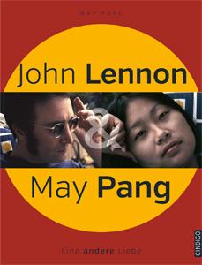 John Lennon & May Pang Buchseite