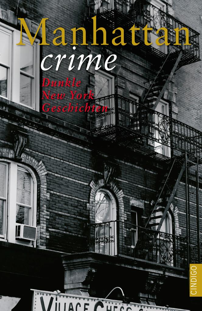 Manhattan crime Buchseite