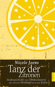 Tanz der Zitronen Buchseite